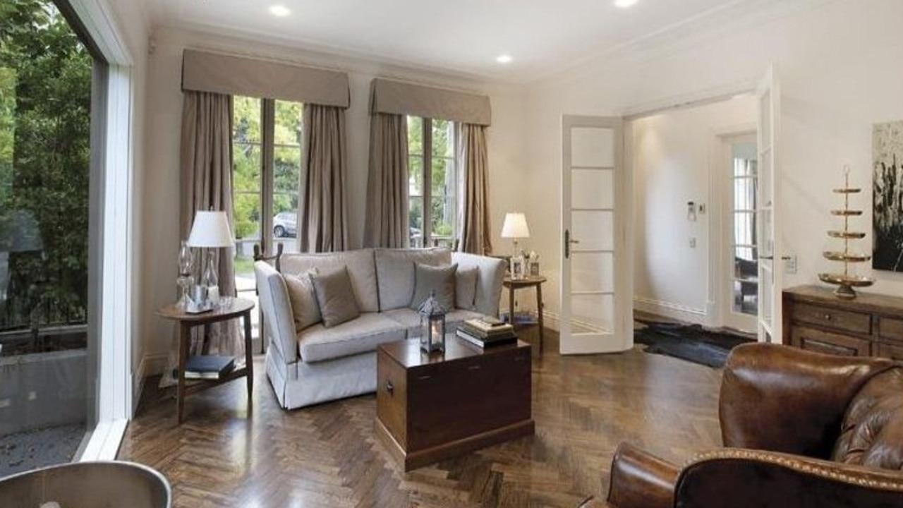 Calombaris's pad has five bedrooms.