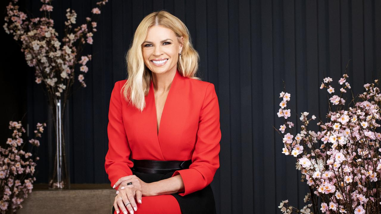 Sonia Kruger is hosting Big Brother once again. Picture: Nick Wilson