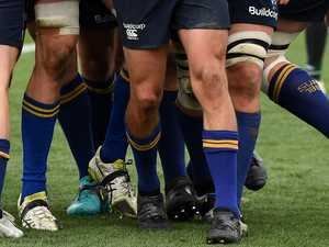 Rugby player tests positive for COVID-19