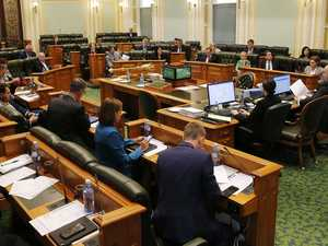 Qld Parliament suspended amid virus fears