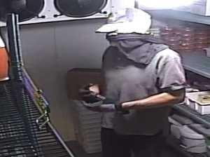 Restaurant identities blamed for $3000 food heist