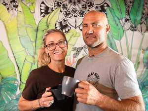 Passionate cafe owners discover exciting family history