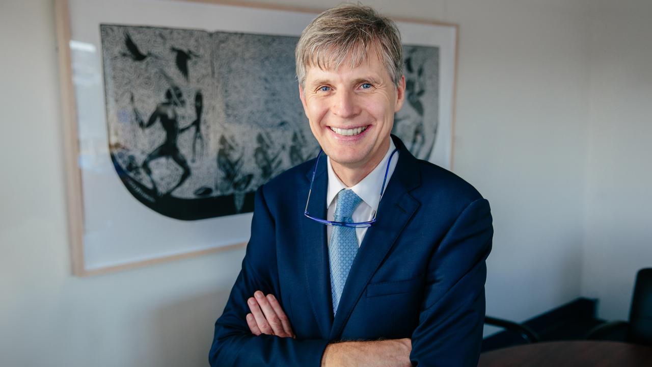 Professor David Paterson. Picture: Supplied/UQ Centre for Clinical Research