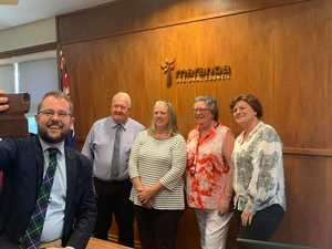 Today marked the end of Maranoa Regional Council four year term