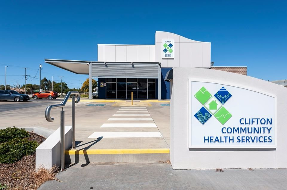 The Clifton Community Health Service treated its first suspected case of Covid-19.