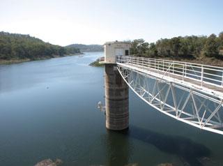Cooby Dam.