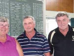 Local golf duo go back to back with Peanut Harvest win