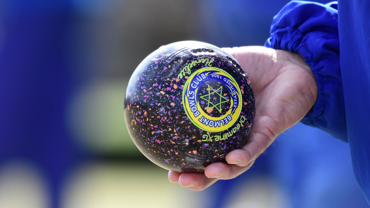 GREENS A RED ZONE: BOWLS New South Wales has cancelled all bowling activities across the state. Picture: Stephen Harman
