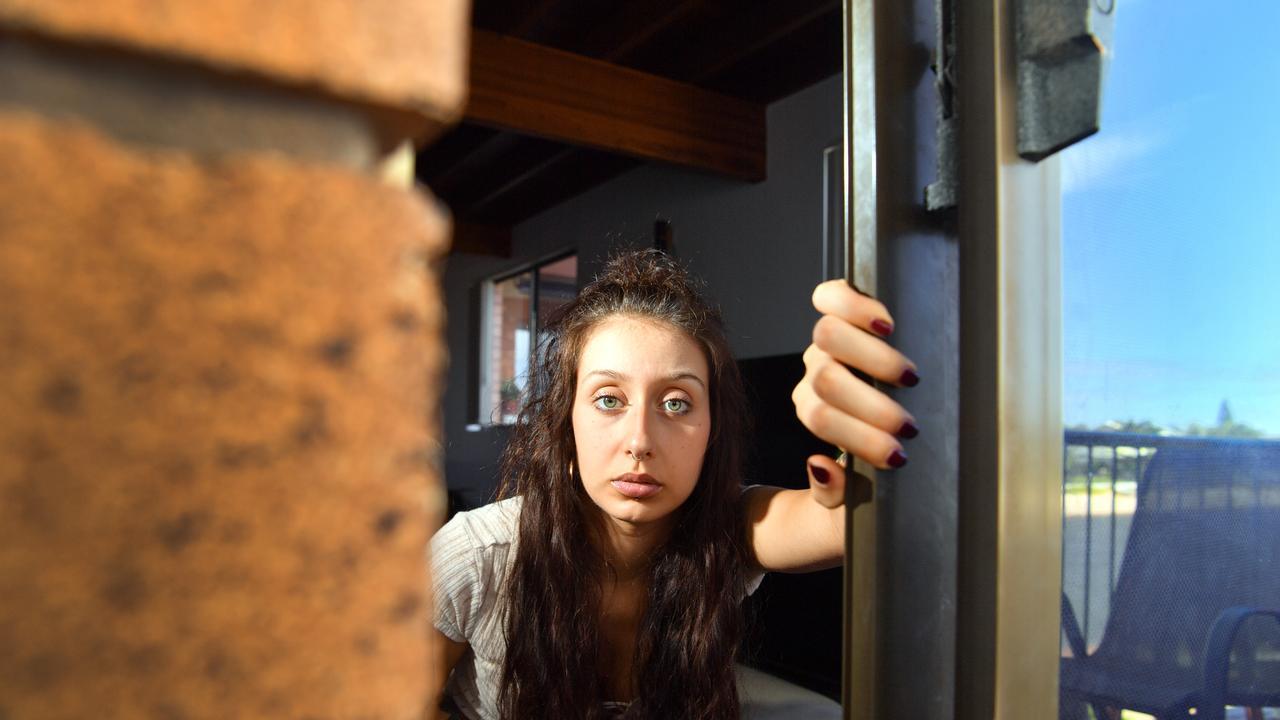 Italian National Francesca Ferrari is stuck in Mooloolaba not knowing what the immediate future holds for her. Photo: John McCutcheon / Sunshine Coast Daily