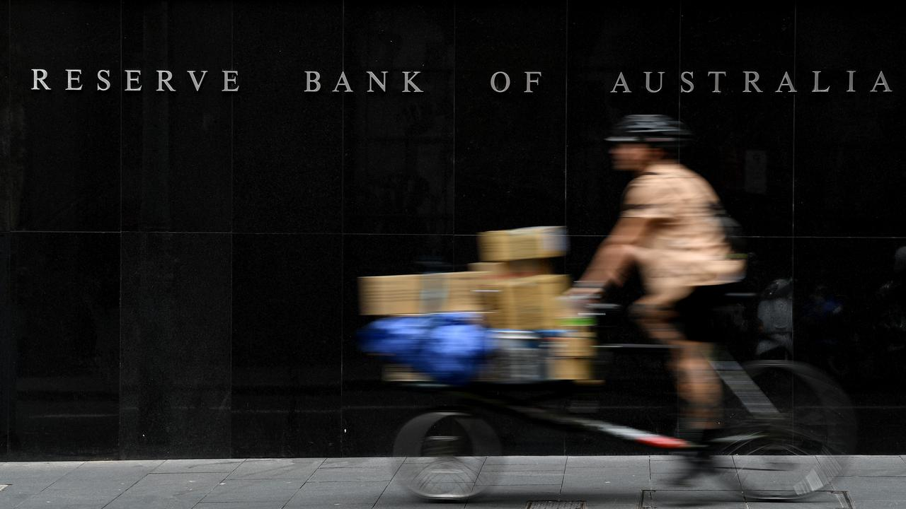 The Reserve Bank has slashed rates again. Picture: AAP Image/Joel Carrett