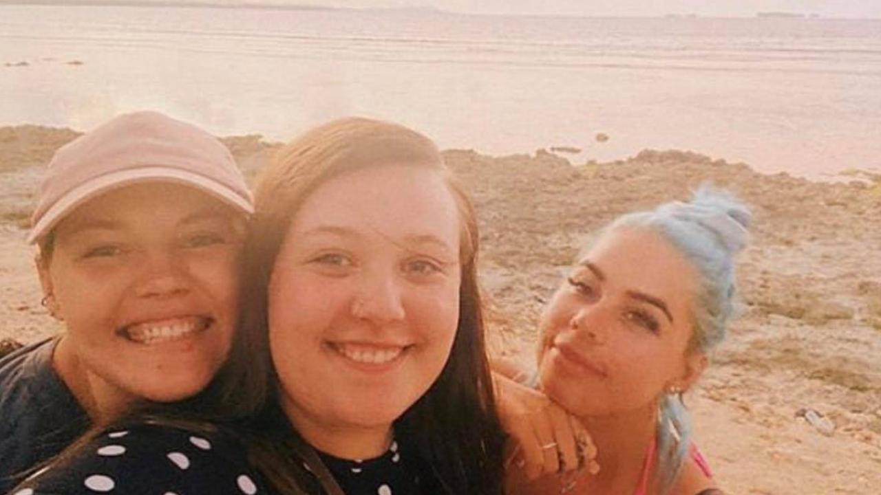 Brisbane women Molly Pitkin, Natalie Grosch and Philadelphia Rodgers were put on a plane to Australia from the Philippines after the Courier Mail revealed Miss Pitkin's concerns about running out of her emergency supply of insulin.
