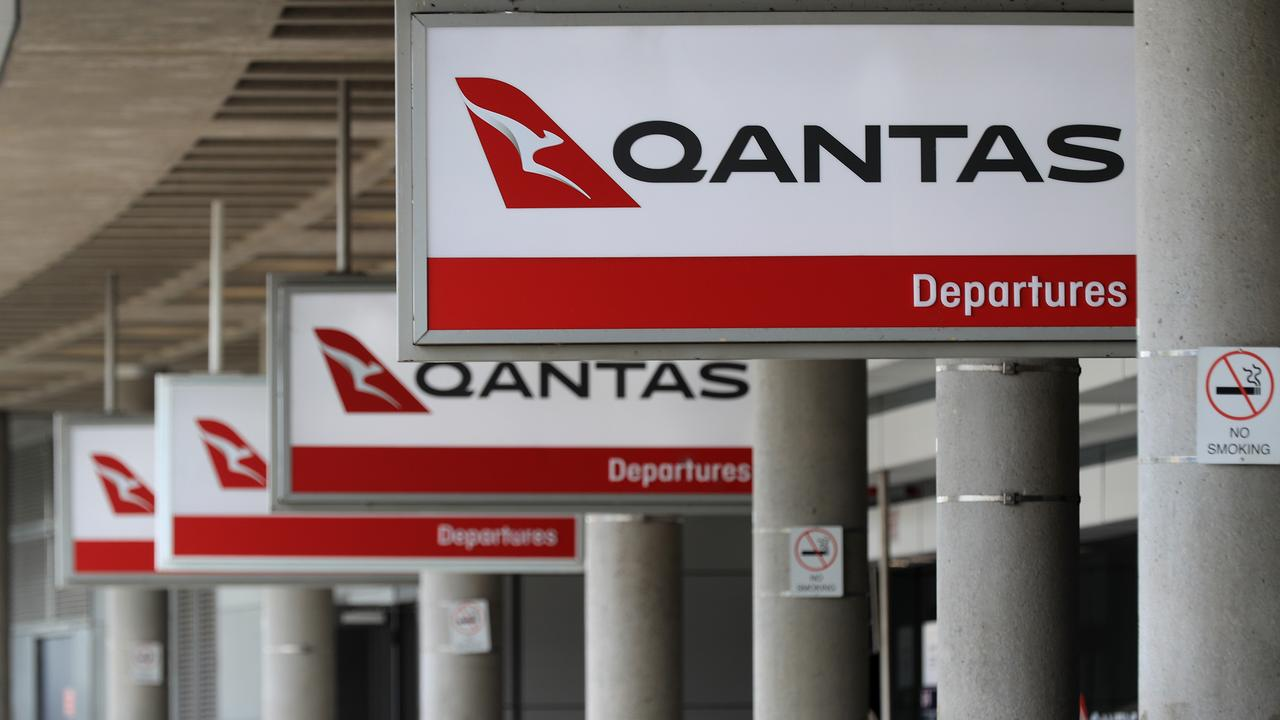 Qantas frequent flyers have been given a boost. Picture: Adam Head