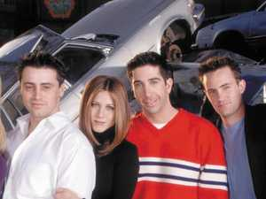 Friends reunion delayed due to pandemic