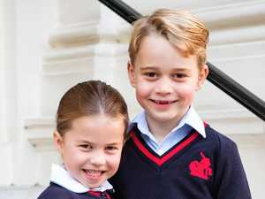 George and Charlotte to be homeschooled