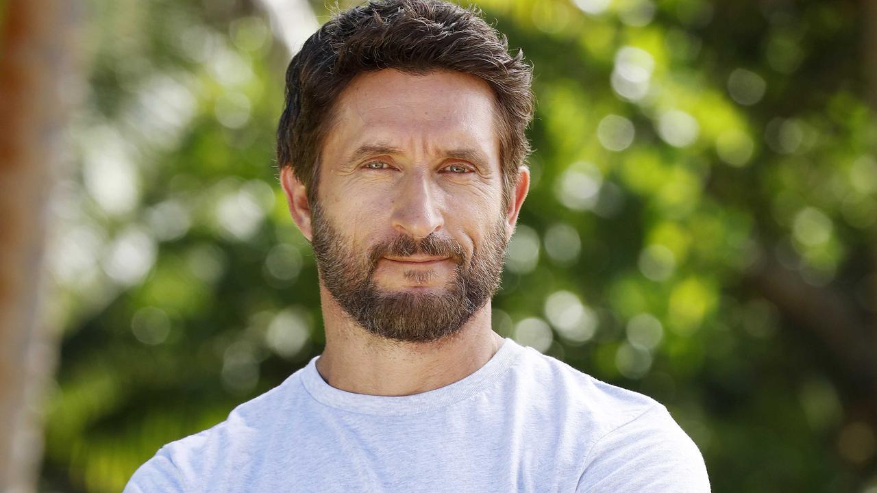 Australian Survivor host Jonathan LaPaglia. Supplied by Channel 10.