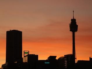 Sydney has become the nation's coronavirus epicentre. Picture: John Grainger