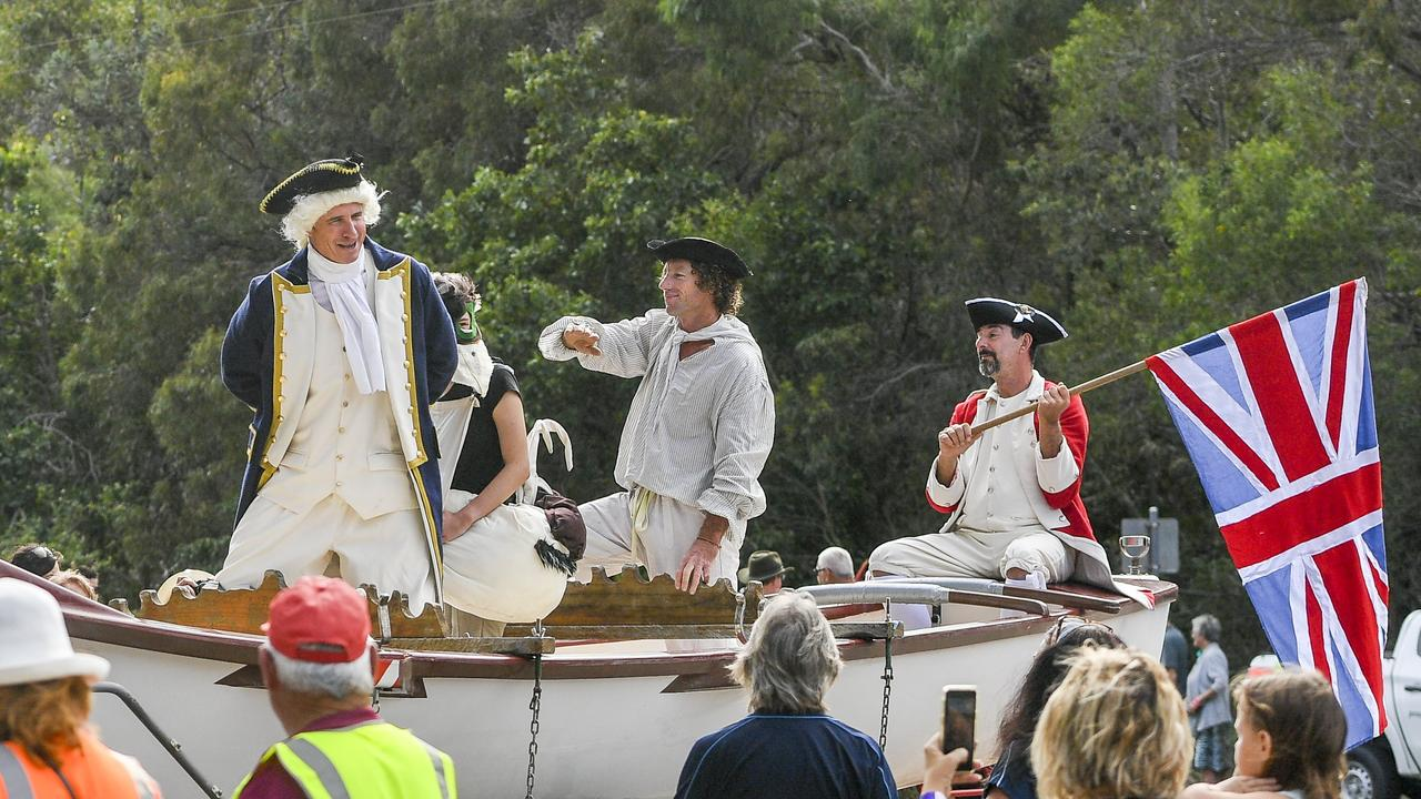 Last year's 1770 Festival, held at the 1770 SES Festival Grounds.