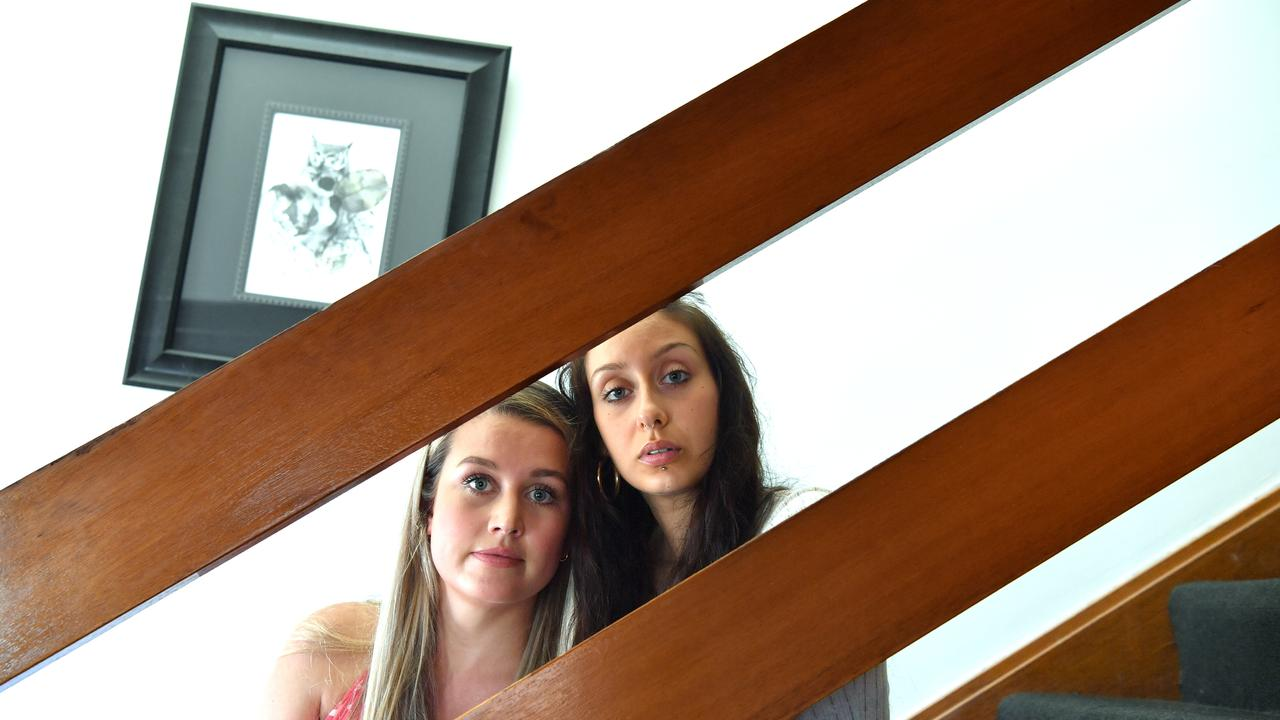 Italian National Francesca Ferrari is stuck in Mooloolaba at her friend Lauren Hutton's place, not knowing what the immediate future holds for her travel plans. Photo: John McCutcheon / Sunshine Coast Daily