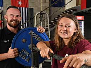 Gym powers to first state championships