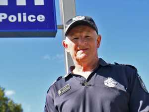 New life awaits Bay's top cop Tin Can Bay Sergeant Darren Grieves retires