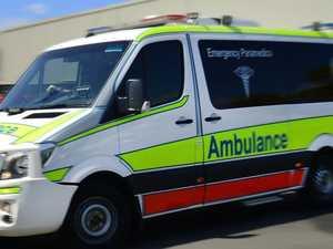 Farleigh crash shuts Bruce Highway