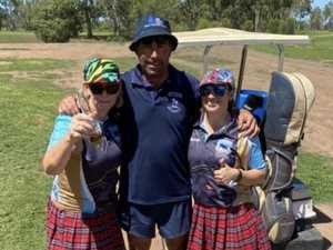 Club hauls in $2500 from golf day