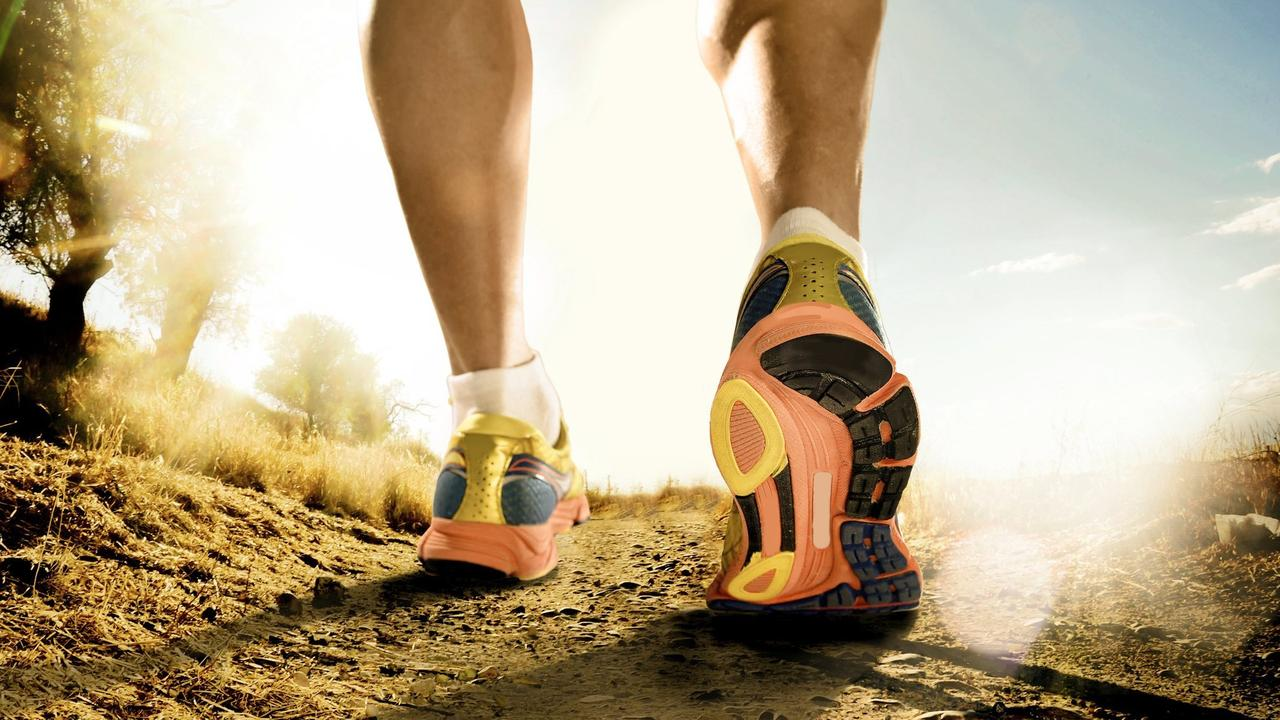 These strange times call for us all to maintain our fitness, and running helps.