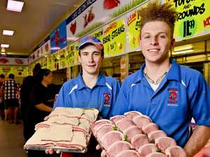 Butchers under the pump due to 'manic' panic buying of meat