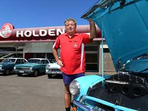 Bundaberg Early Holden Club