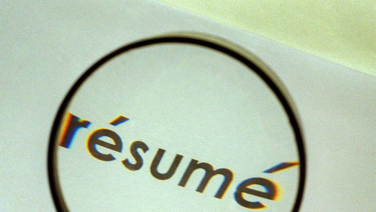 Candidates have put their resumes out to public scrutiny.