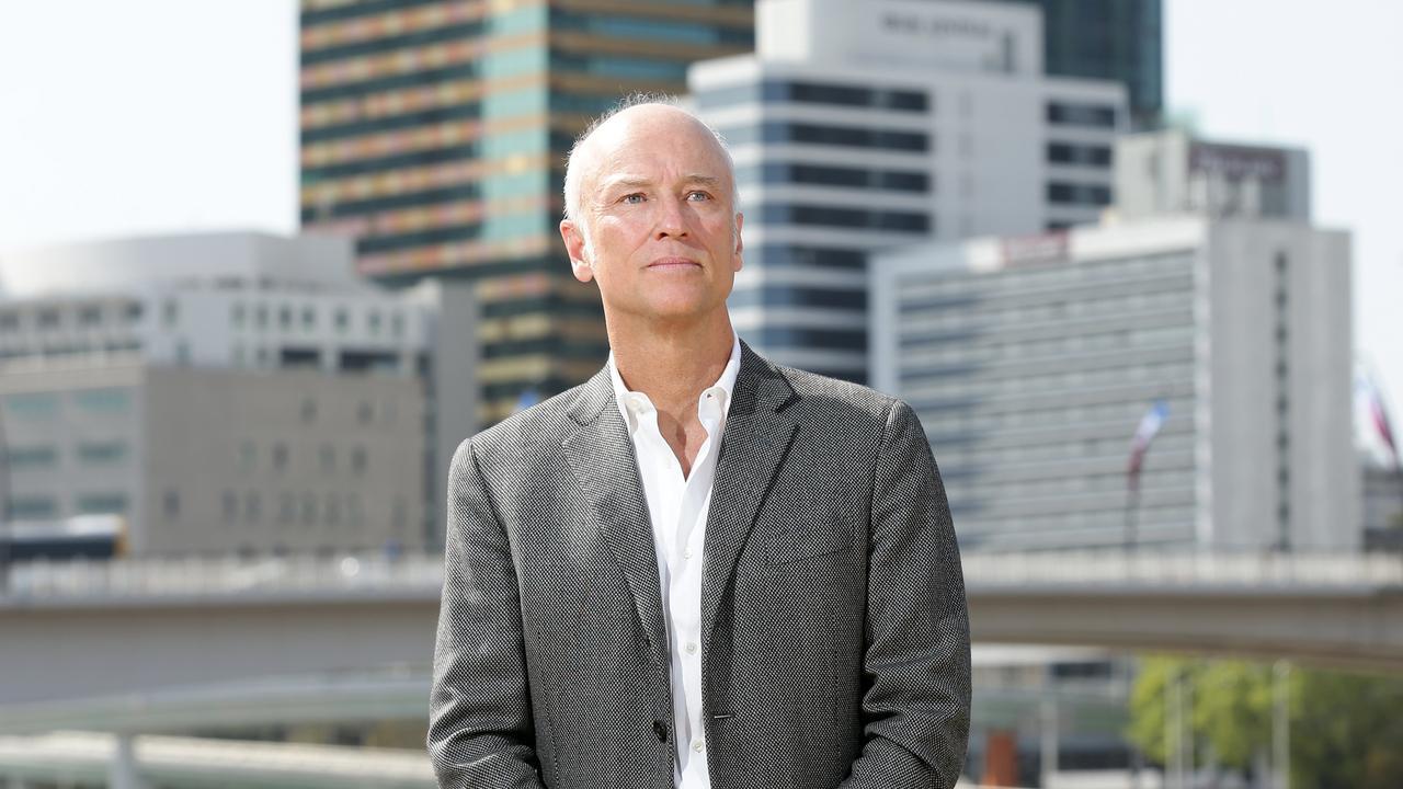 Tourism entrepreneur Brett Godfrey. Picture: AAP Image/Mark Calleja