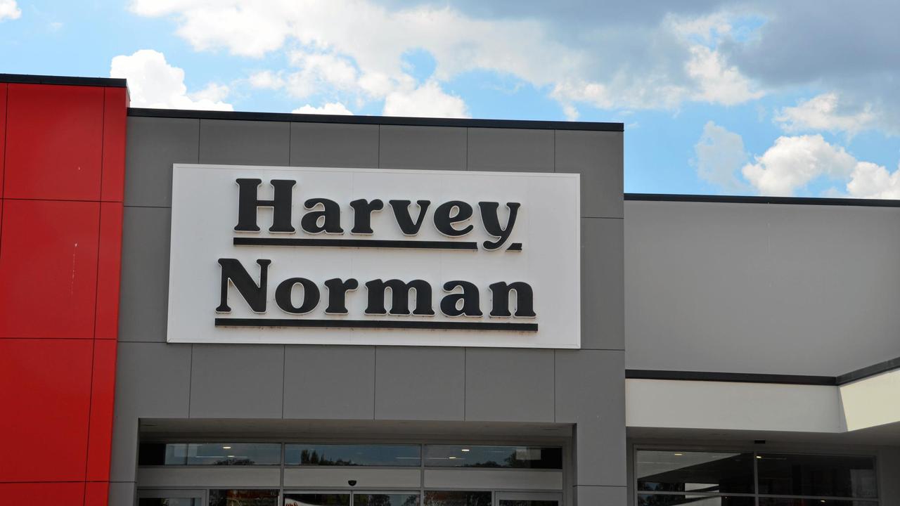 IN DEMAND: The storefront of Harvey Norman Kingaroy. Photo: Elaelah Harley