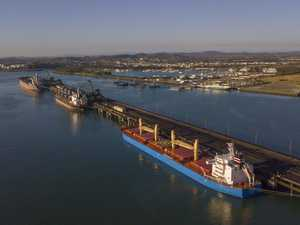 Tough new measures at Qld's ports amid global pandemic