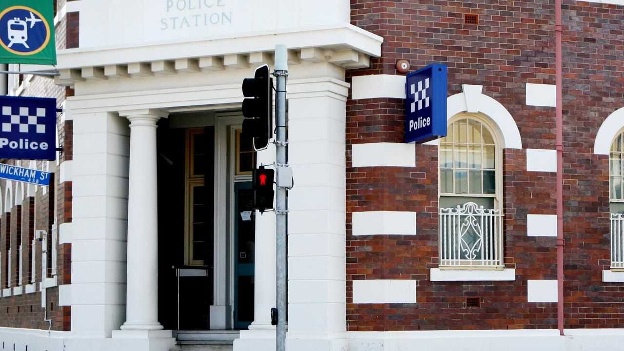 The Fortitude Valley Police Station has been closed after an officer tested positive for coronavirus.