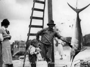 Big game fishing had its rewards
