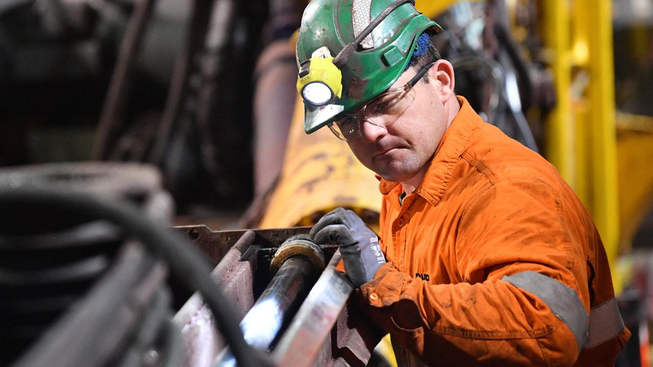 BHP plans to hire 1500 workers across the country. Picture: AAP Image/David Mariuz