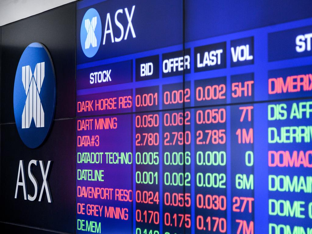 The rollercoaster Australian stock market looks set to rise after oil prices jumped and central banks moved to ease liquidity concerns. Picture: AAP
