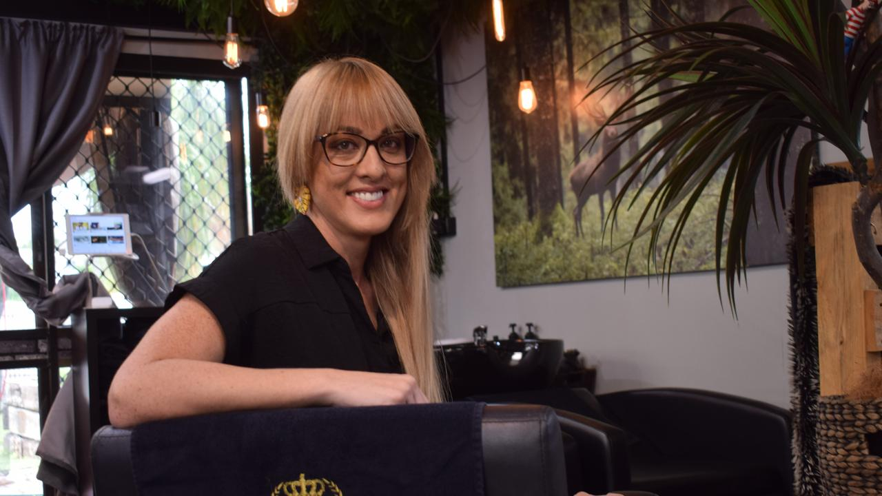Crown2Reign Michelle Eaton wins Best Hairdresser for the third-time in a row