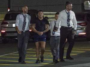 Specialist police pinch alleged murderers