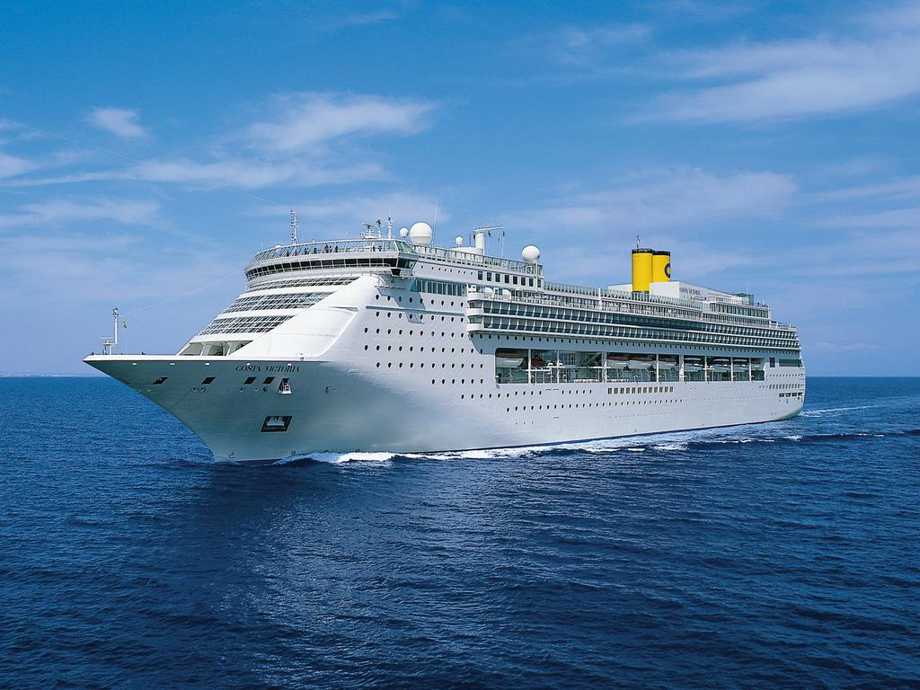 Costa Victoria, Cruise Ship. Picture: Costa Cruises