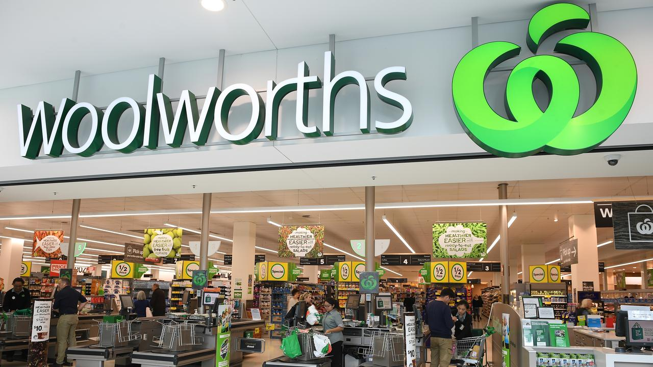 First the supermarkets put in limits on what we can buy, now Woolies has a strict regime to keep stores clean and maintain social distancing at the checkout.