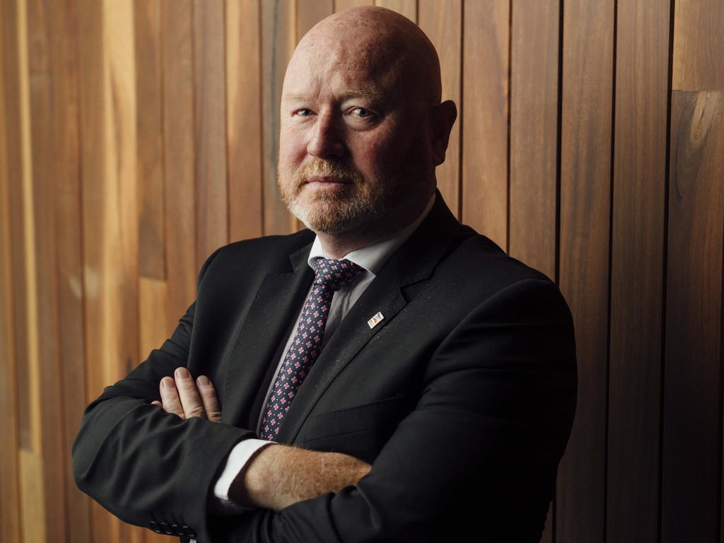 Malcolm Elliott, a former principal and president of the Australian Primary Principals Association.