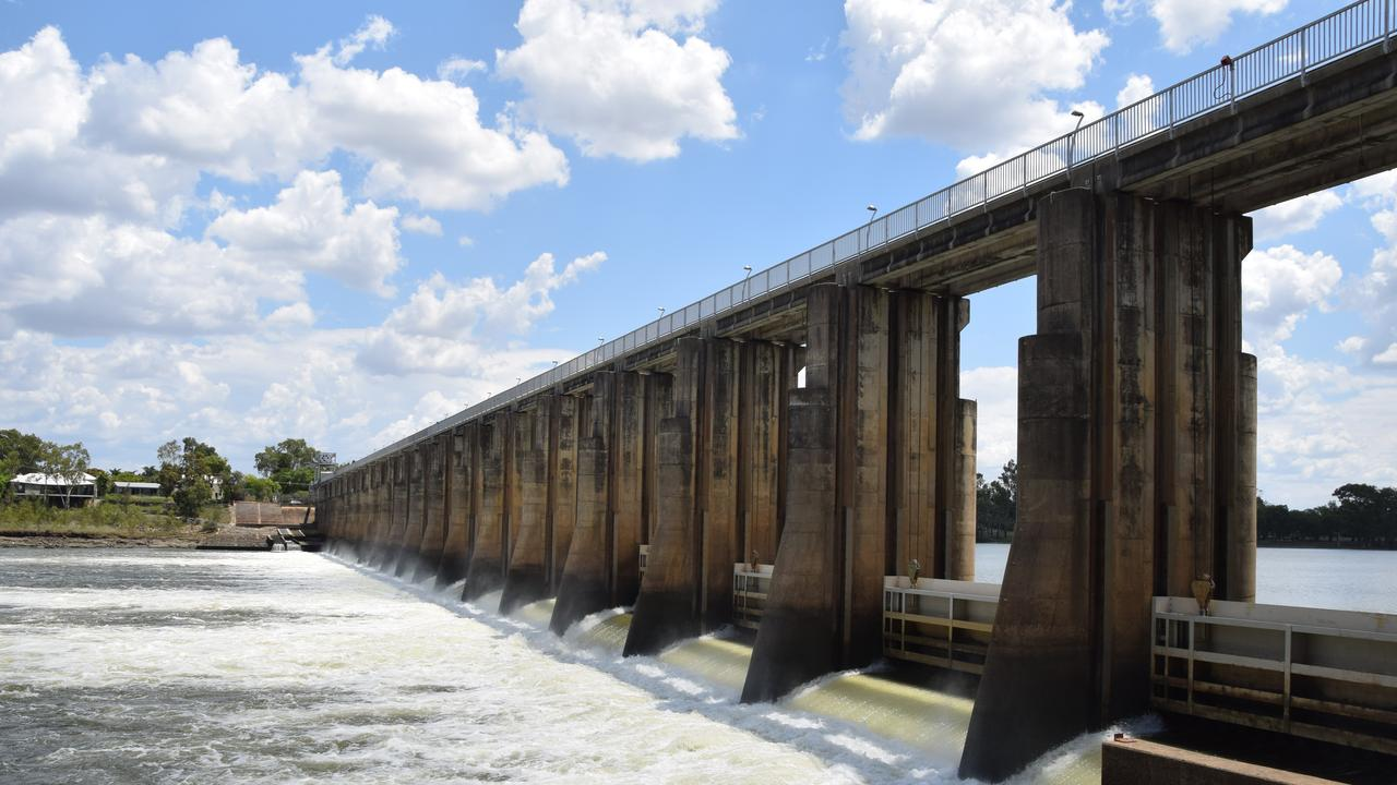 Many readers are supportive of RRC's plan to raise the Fitzroy River barrage to boost the region's water security.