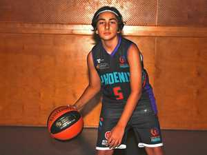 How this Kilkivan student is a step closer to his NBA dream