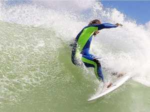 Yeppoon Surf Lakes facility triumphs over wet season