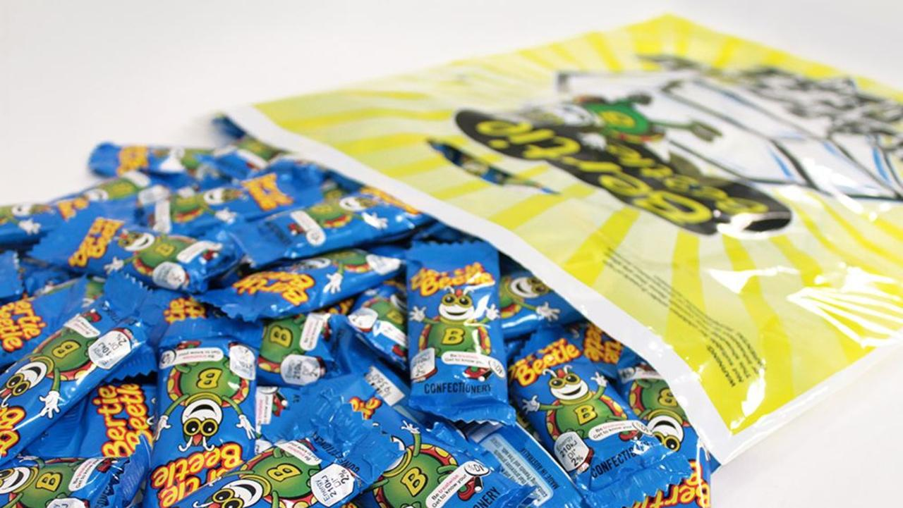 HOME DELIVERY: Don't let the global pandemic stop your kids eating 40 Bertie Beetle chocolates in one afternoon.