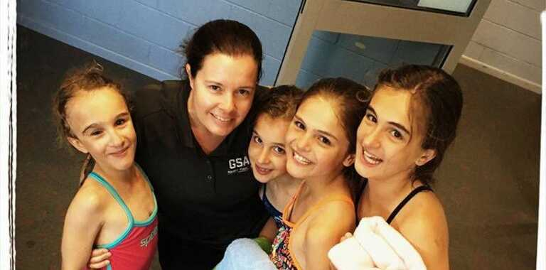GSAC Swimsations instructor Elizabeth Watts has been crowned the Northern Rivers favourite swimming instructor.