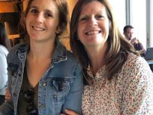 Qantas pilot and her mum set to make history in Ballina
