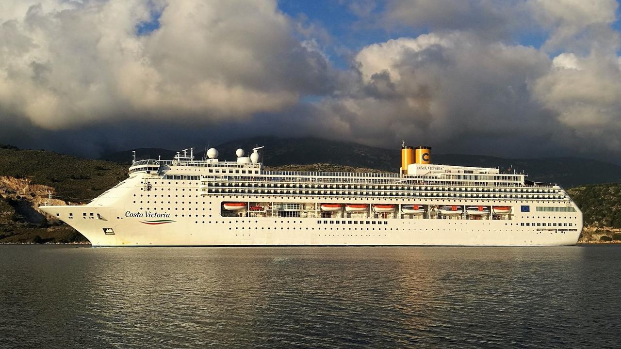 Grafton couple Karen and Ross McGarvie are trapped on board the Costa Victoria which is still planning to dock in Italy. Photo: Kefalonitis94/Creative Commons