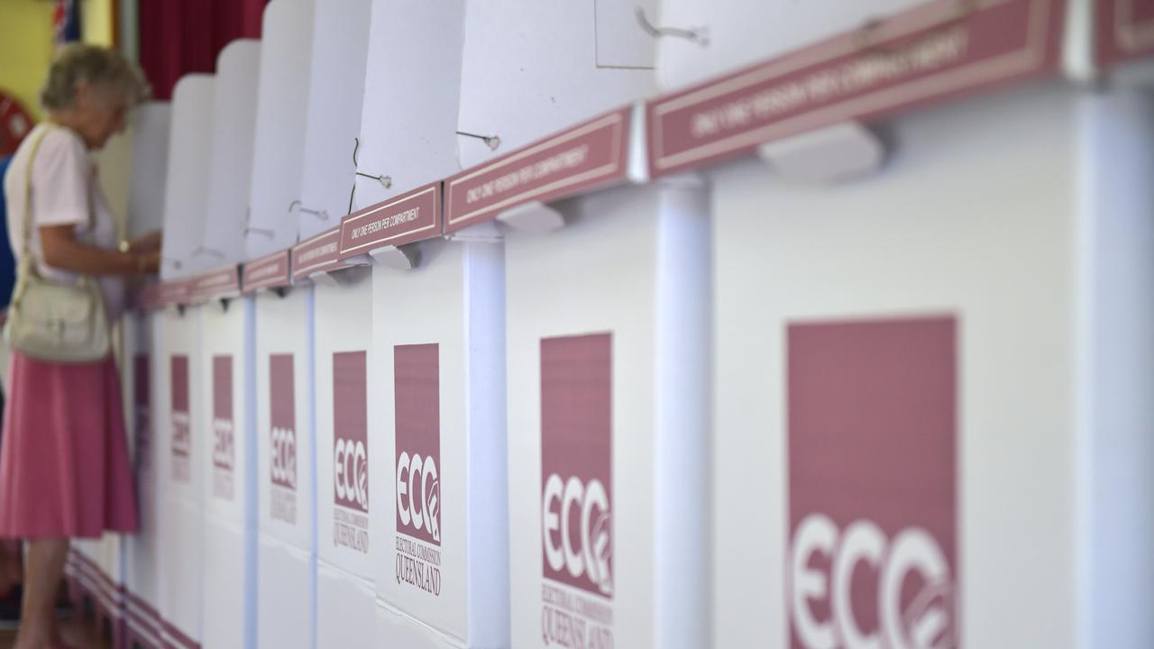 Council candidates will no longer be able to canvass polling booths. Photo: Brett Wortman / Sunshine Coast Daily